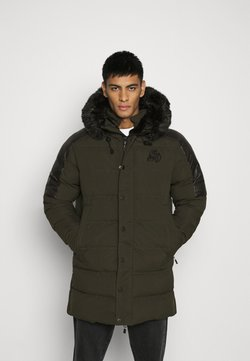Kings Will Dream - HUNTON PUFFER  - Wintermantel - khaki
