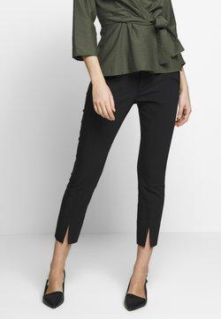 InWear - ZELLAIW SLIT PANT - Spodnie materiałowe - black