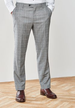 Next - TAILORED FIT - Pantaloni eleganti - black