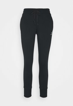 Converse - WOMENS STAR CHEVRON FOUNDATION SIGNATURE PANT - Jogginghose - black