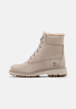 Timberland - LUCIA IN WARMLINED BOOT WP - Snowboot/Winterstiefel - light taupe
