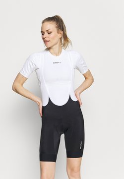 Craft - BIB SHORTS  - Tights - black