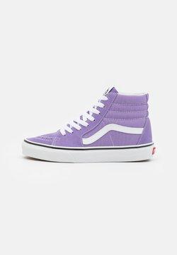 Vans - SK8-HI UNISEX - Sneakers alte - chalk violet/true white