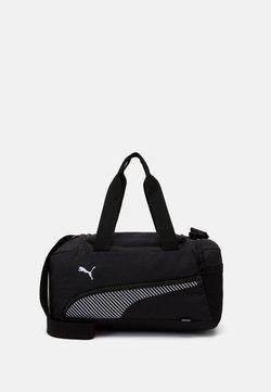 Puma - FUNDAMENTALS SPORTS BAG XS UNISEX - Sporttasche - black