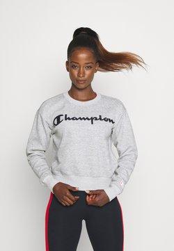 Champion - CREWNECK LEGACY - Collegepaita - mottled grey