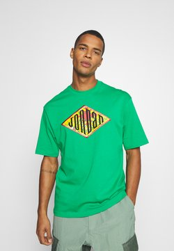 Jordan - T-shirt z nadrukiem - lucky green