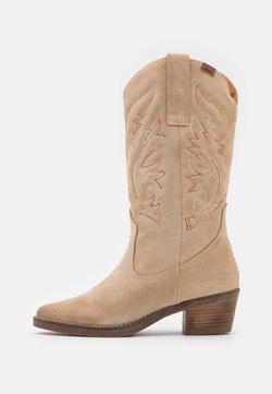 mtng - TEO - Cowboy/Biker boots - afelpado arena
