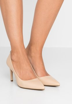 MICHAEL Michael Kors - DOROTHY FLEX - High Heel Pumps - nude