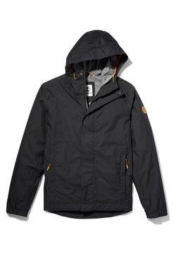Timberland - OUTDOOR HERITAGE PACKABLE SHELL - Blouson - black