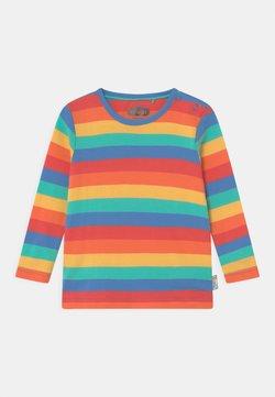 Frugi - FAVOURITE LONG SLEEVE RAINBOW UNISEX - Camiseta de manga larga - rainbow