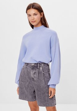 Bershka - Trui - light blue