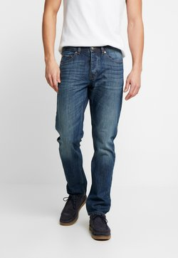 Benetton - Straight leg jeans - dark blue