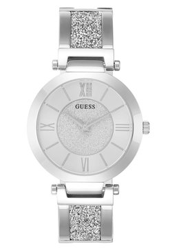 Guess - LADIES - Klocka - silver-coloured