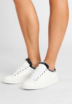 Calvin Klein - SOLEIL  - Sneakers laag - white