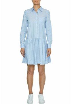 Tommy Hilfiger - Blusenkleid - light blue