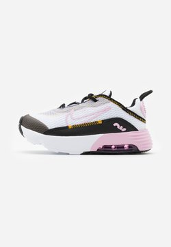 Nike Sportswear - AIR MAX 2090  - Trainers - white/light arctic pink/black/dark sulfur