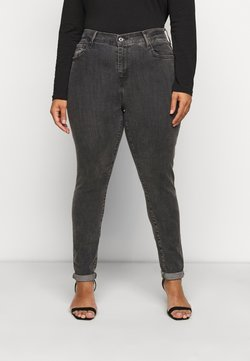 Levi's® Plus - 721 PL HI RISE SKINNY - Jeansy Skinny Fit - true grit