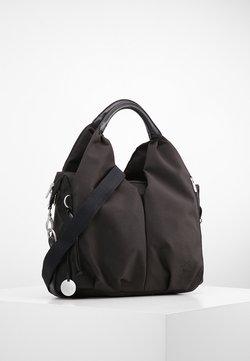 Lässig - NECKLINE BAG - Borsa fasciatoio - black