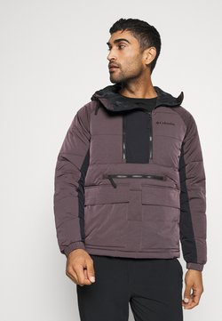 Columbia - KINGS CREST JACKET - Windbreaker - dark purple/black