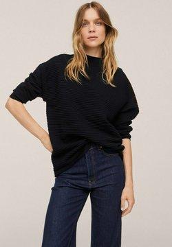 Mango - MAKER - Sweter - svart