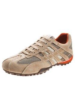 Geox - Sneaker low - beige/ dark orange