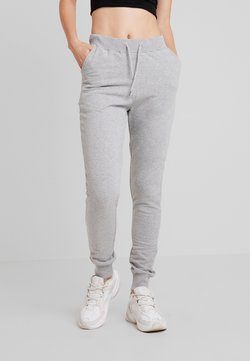 Nly by Nelly - PERFECT - Jogginghose - grey mélange