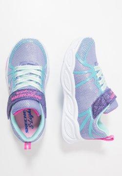 Skechers - SHIMMER BEAMS - Sneaker low - periwinkle sparkle/multicolor