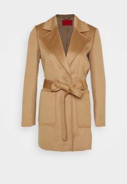 MAX&Co. - SHORTRUN - Płaszcz wełniany /Płaszcz klasyczny - camel