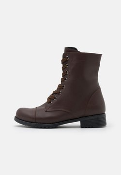 Trendyol - Veterboots - brown