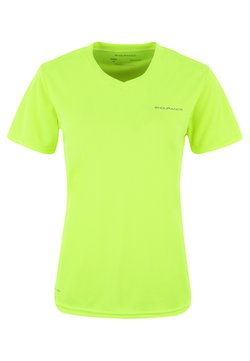Endurance - VISTA - T-Shirt basic - neon yellow