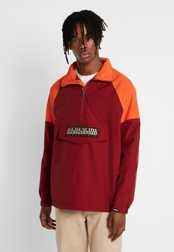 Napapijri The Tribe - ASTROS - Windbreaker - cherry bordeaux