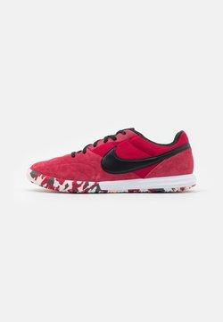 Nike Performance - PREMIER II SALA IC - Fotballsko innendørs - cardinal red/black/white/crimson tint
