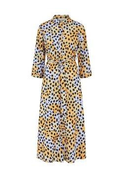 Pieces - PCROSIA  - Vestido camisero - apricot