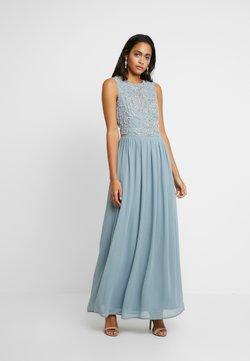 Lace & Beads - PAULA MAXI - Ballkleid - light blue