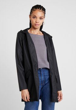 JDY - JDYKENDRA RAINCOAT - Parka - black