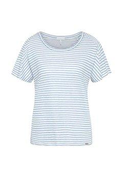 Cinque - T-Shirt print - hellblau