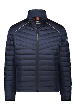State of Art - Daunenjacke - dark-blue plain