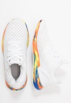 adidas Performance - RAPIDA ACTIVE CLOUDFOAM RUNNING SHOES - Juoksukenkä/neutraalit - footwear white/royal blue
