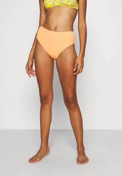 Women Secret - WAIST BRIEF - Bikiniunderdel - sorbet orange