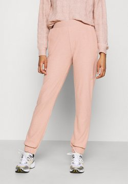 ONLY - ONLNELLA PANTS - Jogginghose - misty rose