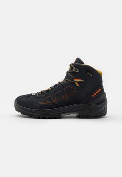 Lowa - APPROACH GTX MID JUNIOR UNISEX - Hiking shoes - navy