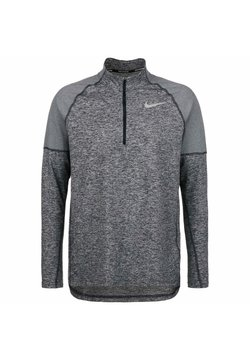 Nike Performance - Sweater - obsidian / heather / reflective silver