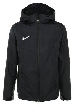 Nike Performance - Hardshelljacke - black/black/white