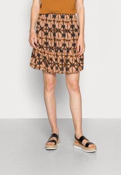 by-bar - CHARLIE BATIK SKIRT - Jupe trapèze - batik