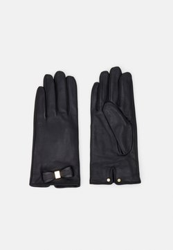 Ted Baker - FRANNCA BOW DETAIL GLOVE - Fingervantar - black