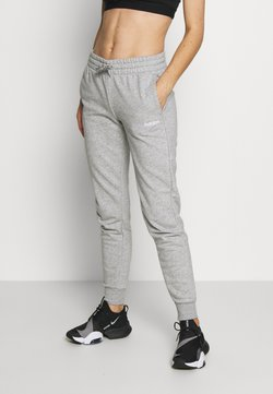adidas Performance - PANT - Spodnie treningowe - medium grey heather