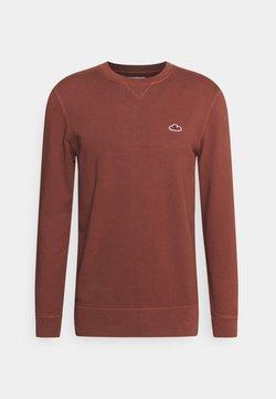 The GoodPeople - LIAM - Sweatshirt - bordeaux