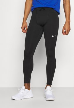 Nike Performance - Tights - black/reflective silver