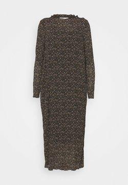 Freequent - EDELYN FLOWER - Korte jurk - black