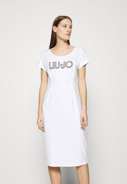 Liu Jo Jeans - ABITO - Vestido ligero - bianco